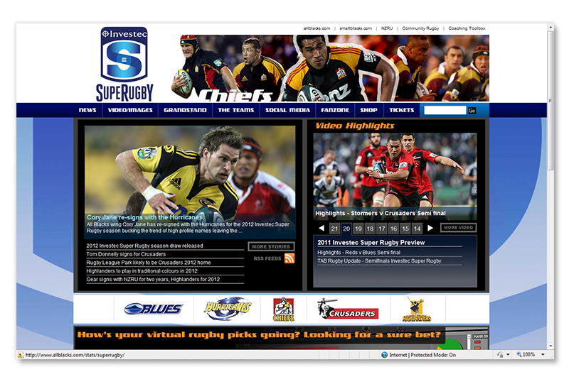 NZ SuperRugby
